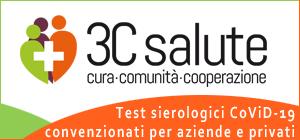 3C Salute - test sierologici Covid-19