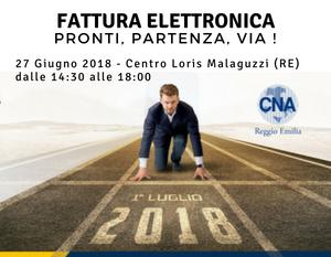 Incontro Fattura Elettronica - CNA Reggio Emilia