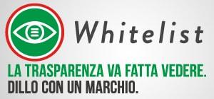 Banner Whitelist - la trasparenza va fatta vedere