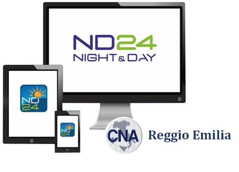 Suite Night&Day24-Rilevazione presenze