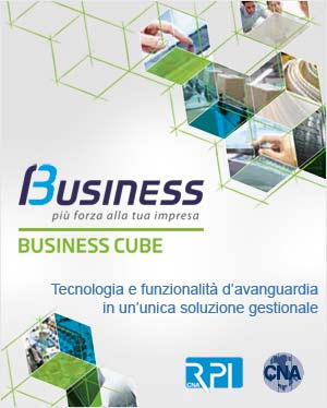 Il software gestionale Business Cube