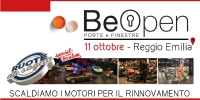 Be Open - porte e finestre