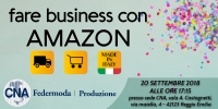 Fare business con Amazon