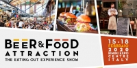 Beer & Food Attraction a Rimini Fiera