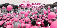 Di corsa a Roma per la Race for the Cure