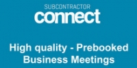 Subcontractor Connect 2018